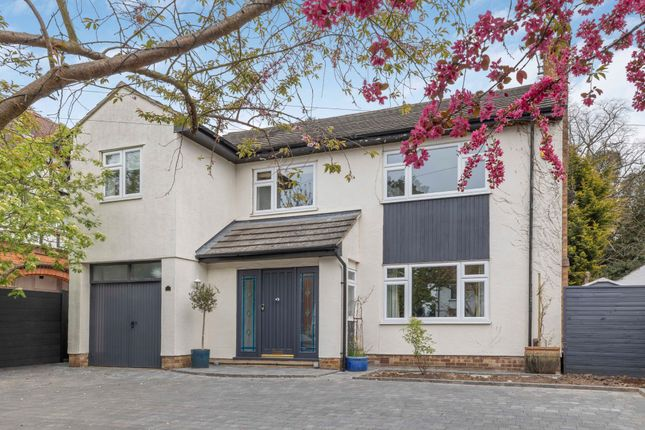 Thumbnail Detached house for sale in Manor Road, Bishop's Stortford