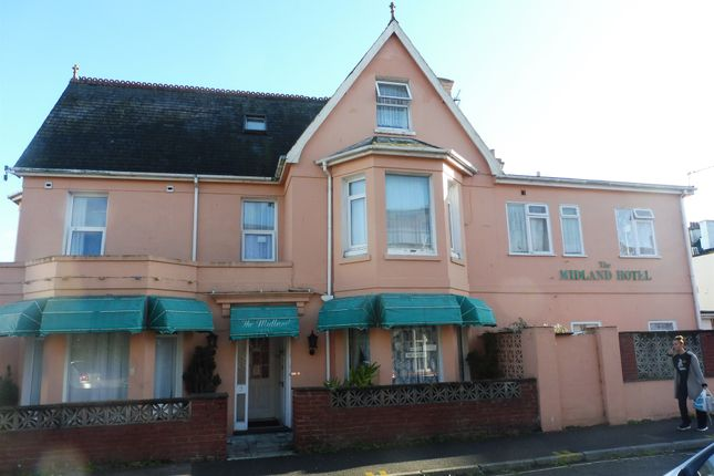 Thumbnail End terrace house for sale in Garfield Road, Paignton