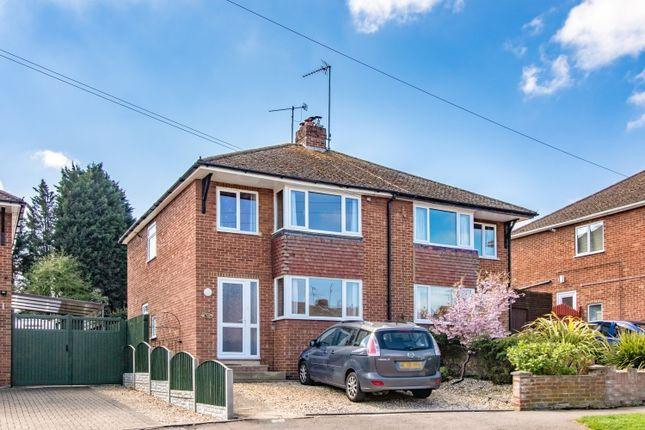 Thumbnail Semi-detached house to rent in Sinclair Avenue, Banbury