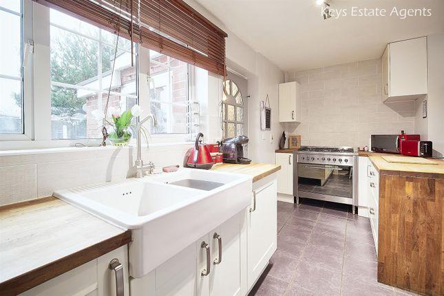 Kitchen Ang1 of Ridgway Drive, Blythe Bridge, Stoke-On-Trent ST11