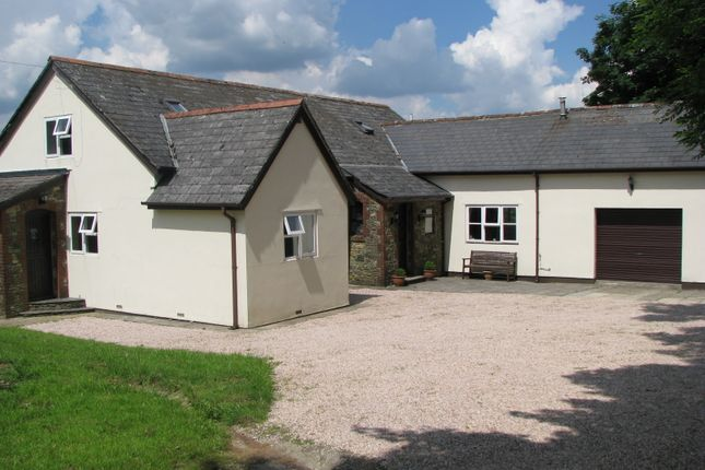 Thumbnail Detached house for sale in Harbourneford, South Brent