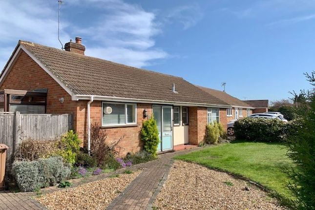 Thumbnail Bungalow for sale in Northbury Avenue, Ruscombe, Reading