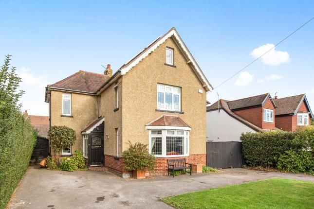 4 bed detached house for sale in Mengham Lane, Hayling Island