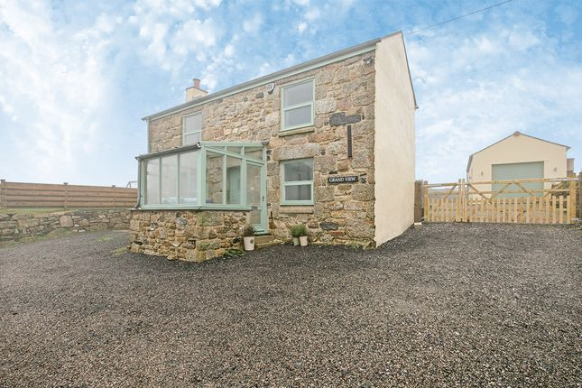 Thumbnail Detached house for sale in Wheal Buller, Redruth, Cornwall