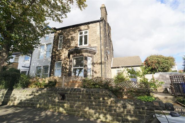 Front of Camborne Road, Birley Carr, Sheffield S6
