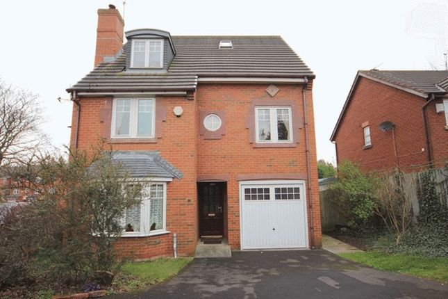 Thumbnail Detached house for sale in Halsnead Close, Wavertree, Liverpool