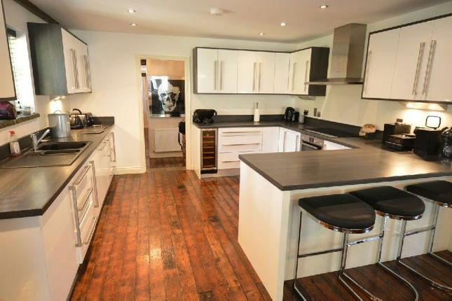 Kitchen. of 108 Leicester Road, Fleckney, Leicester LE8