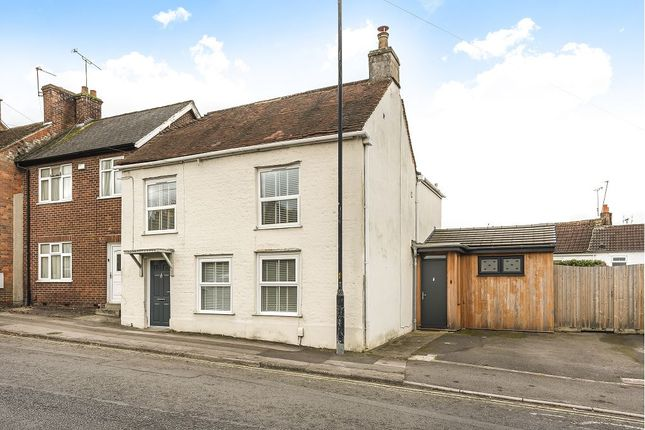 Thumbnail Detached house for sale in 48 Deverill Road, Warminster, Wiltshire