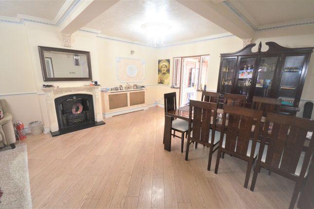 Thumbnail Semi-detached house to rent in Lessington Avenue, Romford