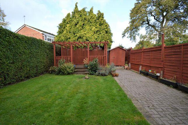 Rear Garden of Fir Tree Avenue, Tile Hill, Coventry CV4