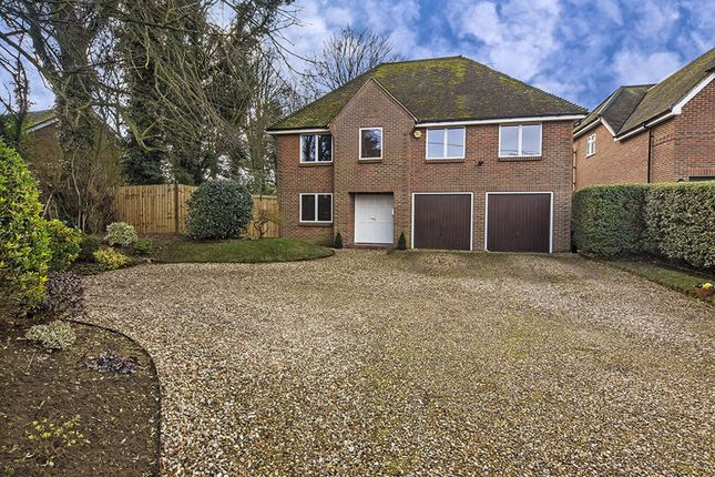 Thumbnail Detached house for sale in Little Basing, Old Basing, Hampshire