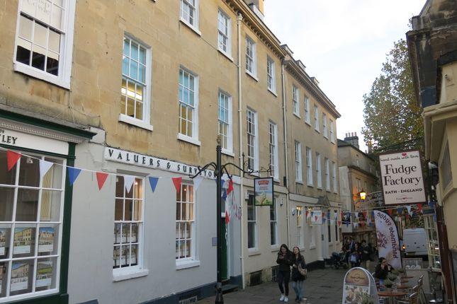 Thumbnail Flat to rent in Church Street, Bath