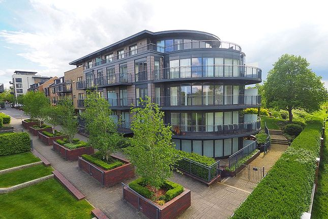 Thumbnail Flat for sale in Darwin House, Kingsley Walk, Cambridge