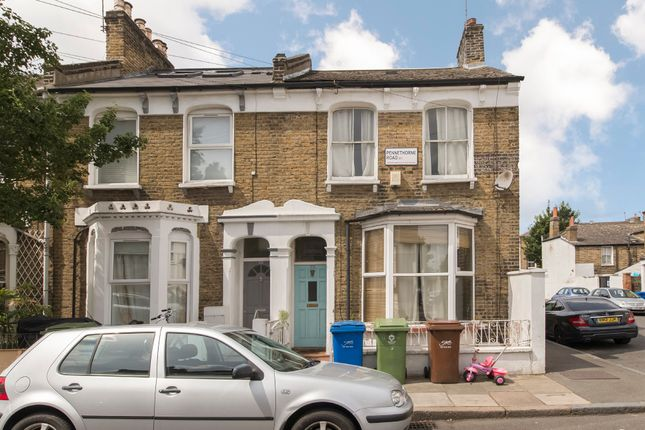 Thumbnail End terrace house to rent in Pennethorne Road, London