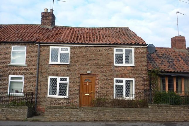 Thumbnail Cottage to rent in South View, Morton On Swale, Northallerton
