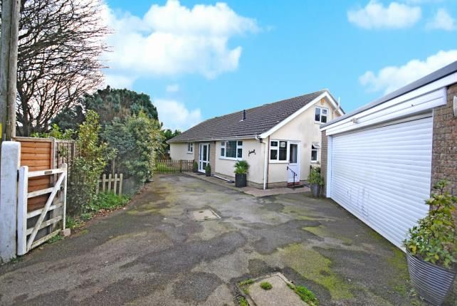 Thumbnail Bungalow for sale in Sidmouth, Devon