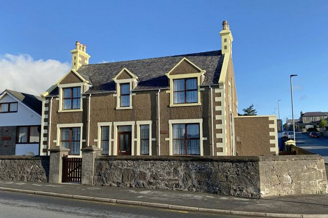 Thumbnail Detached house for sale in 2 South Road, Lerwick