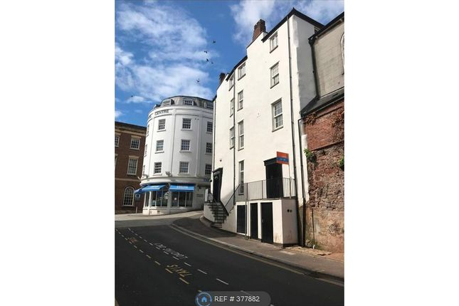 Thumbnail Flat to rent in Easton Buildings, Exeter