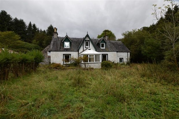 Thumbnail Detached house for sale in Forgandenny, Perth