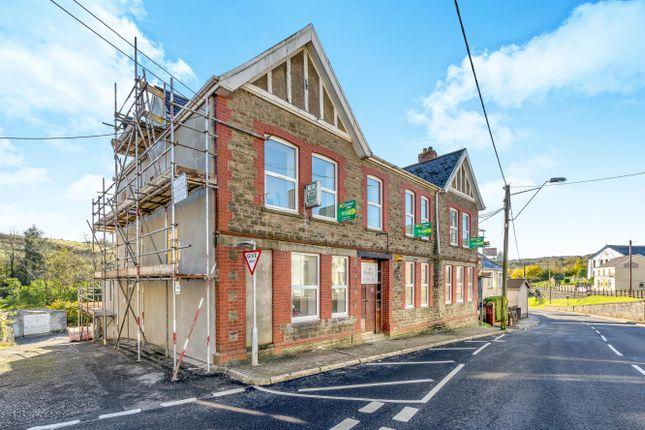 Thumbnail Flat to rent in High Street, Nantyffyllon, Maesteg