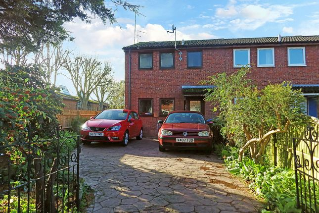 Thumbnail Terraced house to rent in Blyth Close, Aylesbury, Buckinghamshire