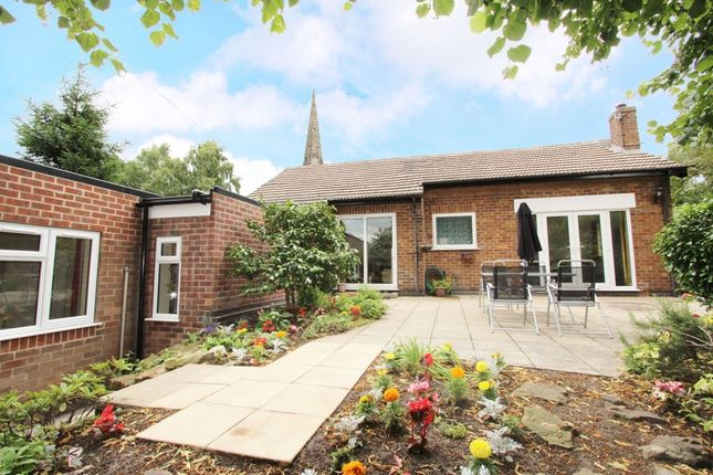 Thumbnail Bungalow for sale in Church Street, Bramcote Village, Nottingham