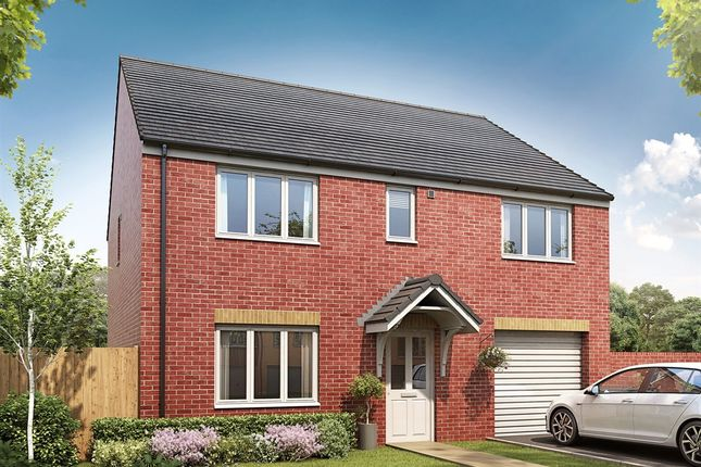 """Thumbnail Detached house for sale in """"The Tiverton """" at Frenze Hall Lane, Diss"""