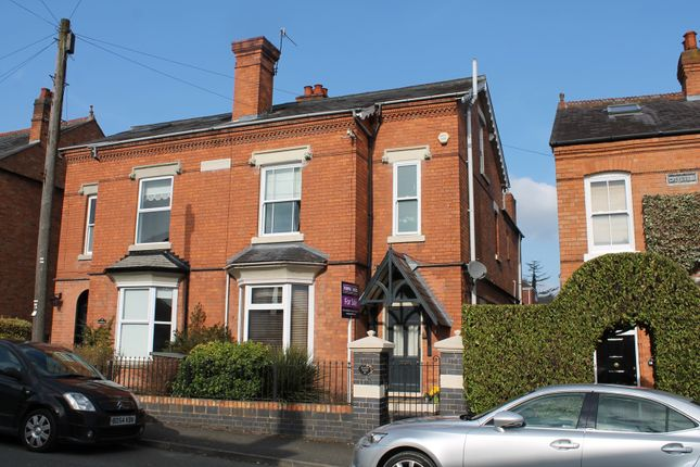 Thumbnail Semi-detached house for sale in St. Peters Road, Droitwich