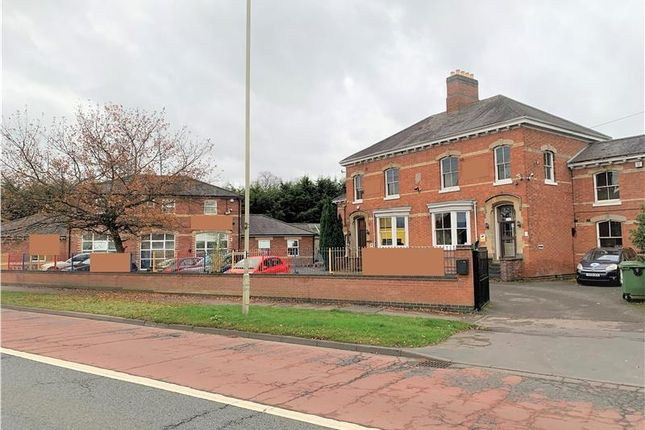 Office to let in Part 306-308 Leicester Road, Wigston, Leicestershire