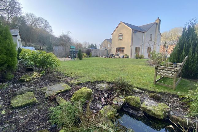 4 bed detached house for sale in The Cross, Clearwell, Coleford GL16