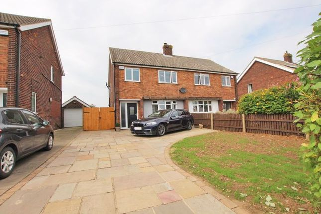 3 bed semi-detached house for sale in Chapel Road, Habrough, Immingham DN40