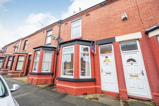 2 bed terraced house to rent in Park Road, Widnes WA8