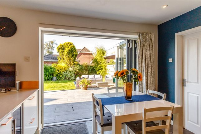 Dining Area of Downs Road, South Wonston, Winchester SO21