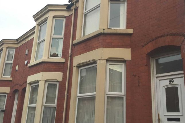 3 bed shared accommodation to rent in Empress Road, Kensington, Liverpool