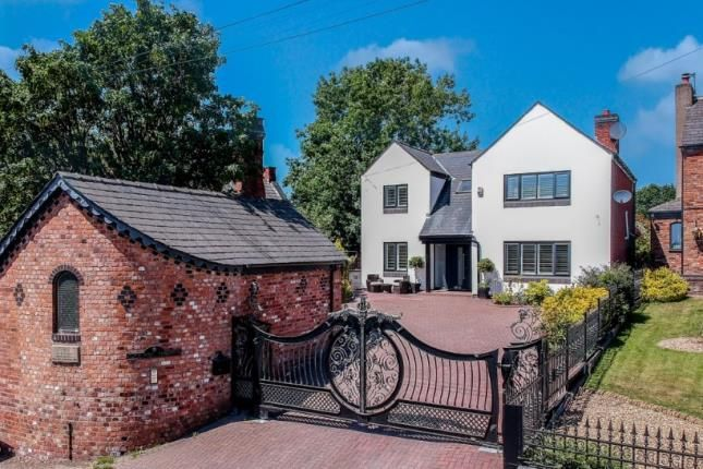 Thumbnail Detached house for sale in Dean Terrace, Ashton-Under-Lyne, Greater Manchester