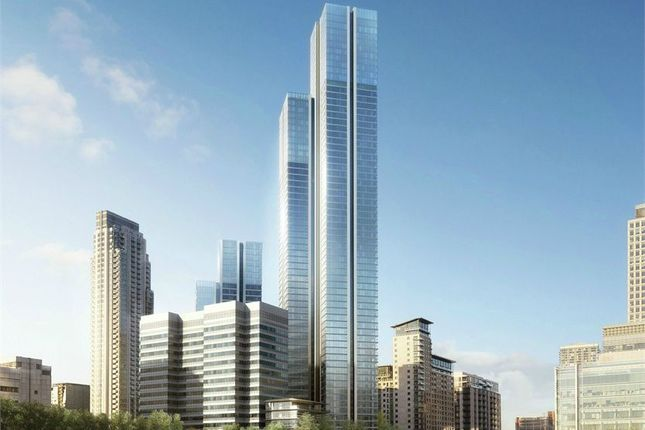 Thumbnail Property for sale in South Quay Plaza, 183 Marsh Wall, London