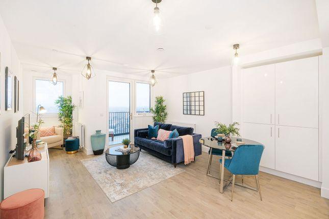 1 bedroom flat for sale in 25-27 Merrick Road, London