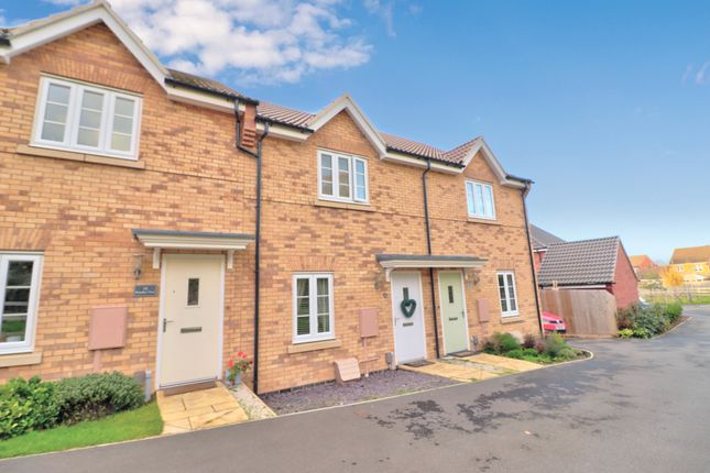 2 bed terraced house for sale in Brindley Close, Chellaston, Derby DE73