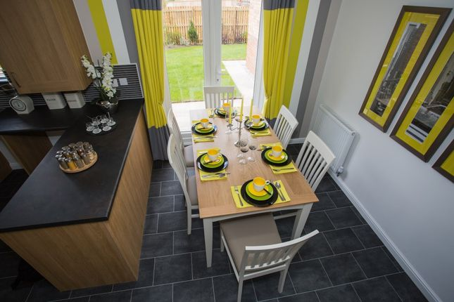 Thumbnail Detached house for sale in The Stoneyford, Pontefract Road, Knottingley, West Yorkshire