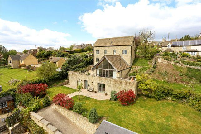 Thumbnail Detached house for sale in Oakridge Lynch, Stroud, Gloucestershire