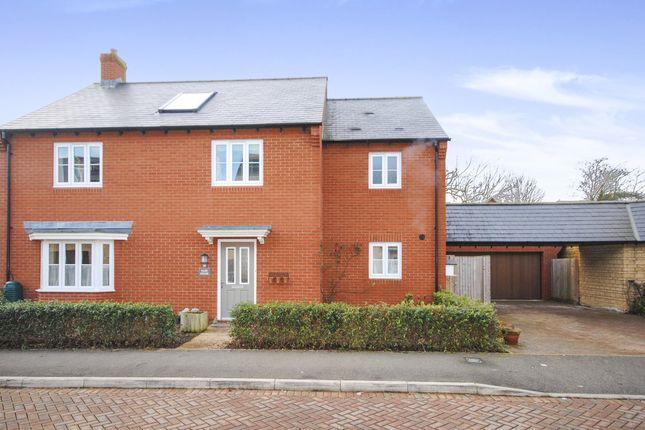 Thumbnail Detached house for sale in Hazeldene Close, Eynsham, Witney