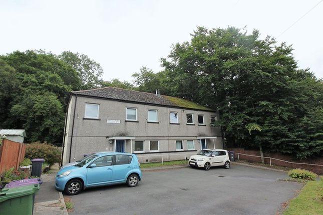 Thumbnail Flat to rent in Kennard Place, Blaenavon, Pontypool