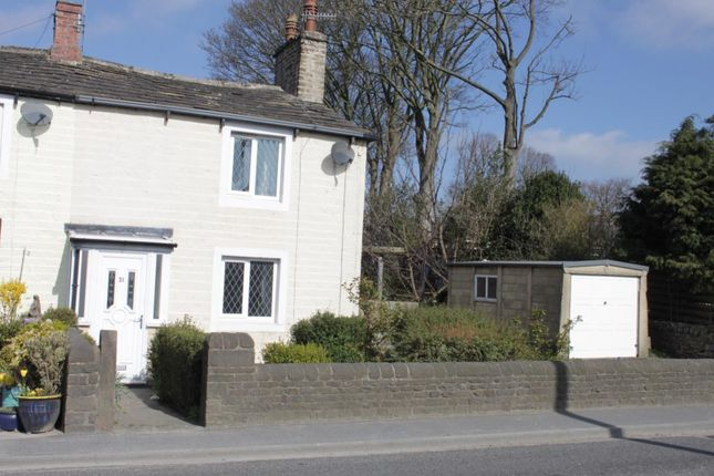 Thumbnail Terraced house to rent in Colne Road, Glusburn, Keighley