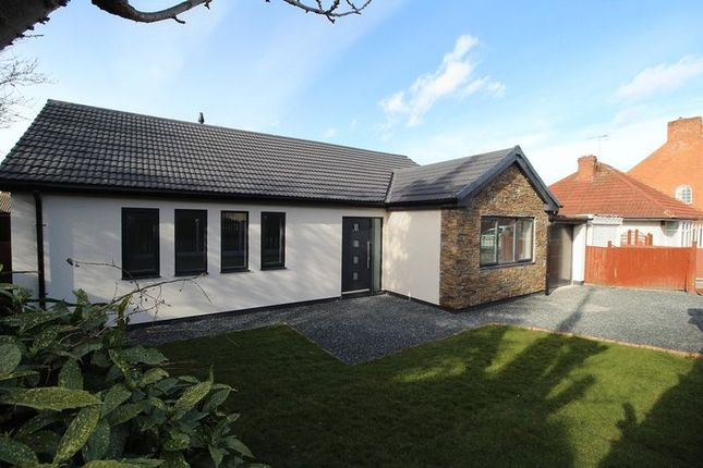Thumbnail Detached bungalow for sale in Green Lane, Mansfield