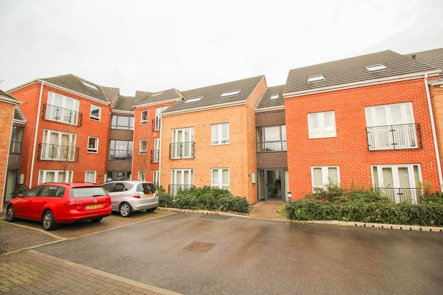 Thumbnail Flat to rent in Askham Court, Radcliffe Road, Gamston