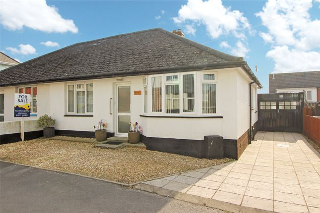Thumbnail Bungalow for sale in Colley Park Road, Braunton