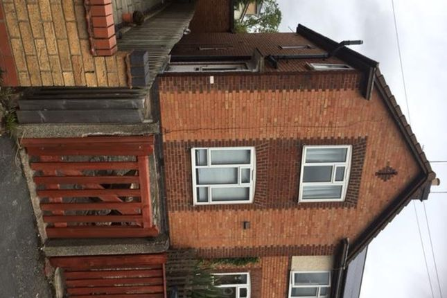 Thumbnail End terrace house to rent in Wycombe Road, Leicester