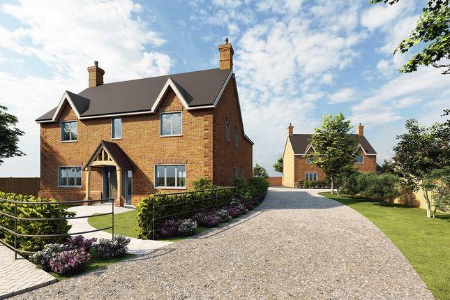 4 bed detached house for sale in Oak Lane, Derbyshire, Ashbourne DE6