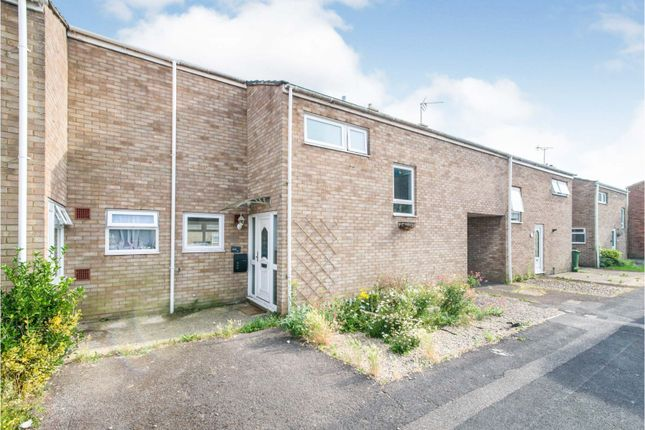 4 bed terraced house for sale in Sycamore Way, Basingstoke RG23