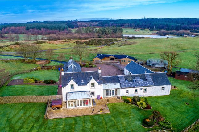 Thumbnail Property for sale in Lawfield House, Houston Road, Kilmacolm, Renfrewshire
